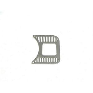 grille gauge carré tableau de bord cox