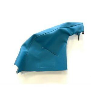 soufflet frein a main bleu canard